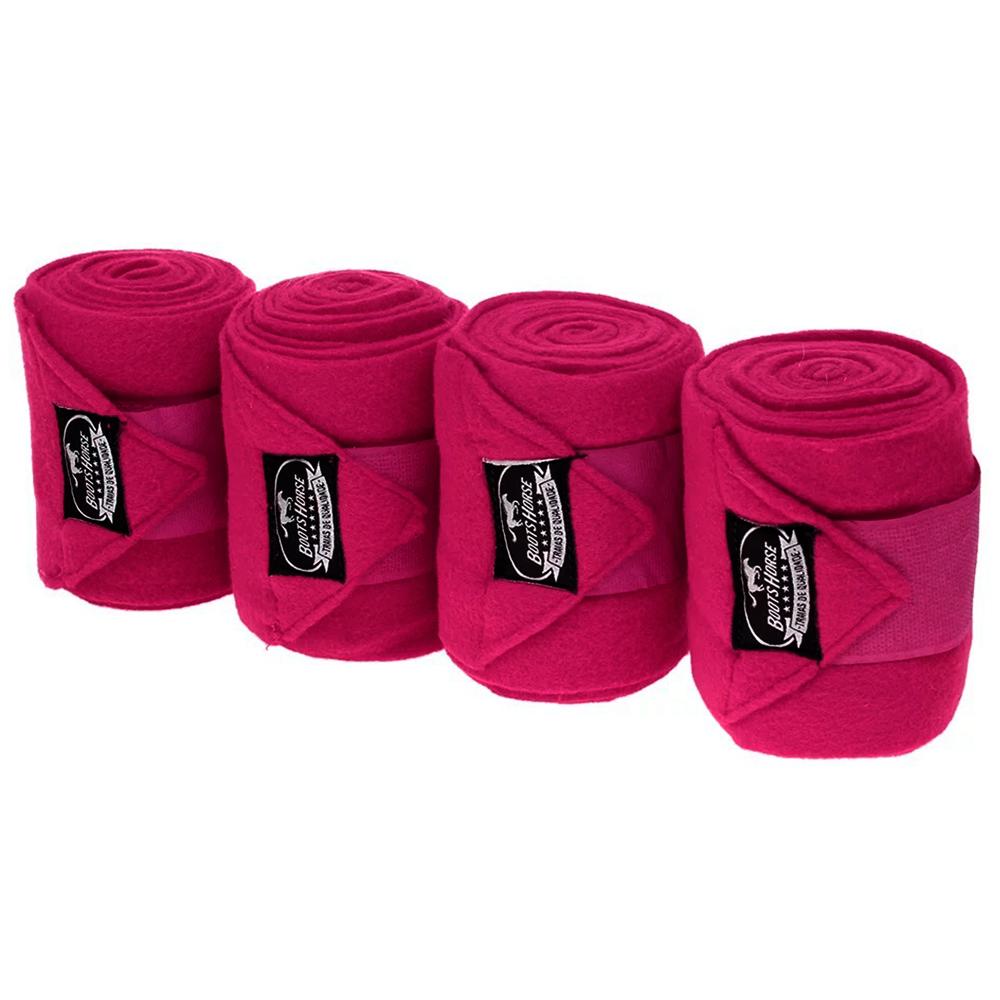 Liga de Descanso Boots Horse Pink