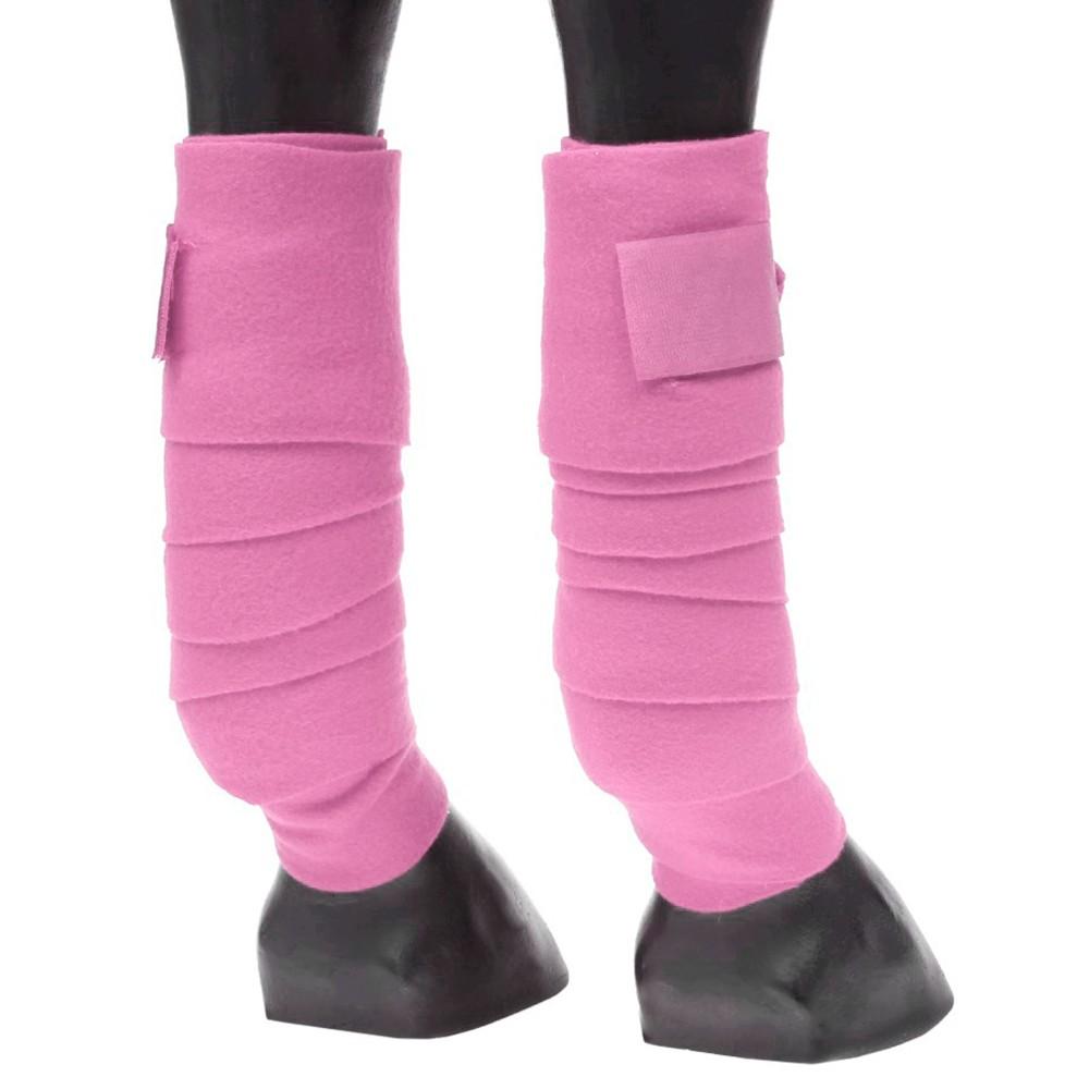 Liga de Descanso Boots Horse Rosa