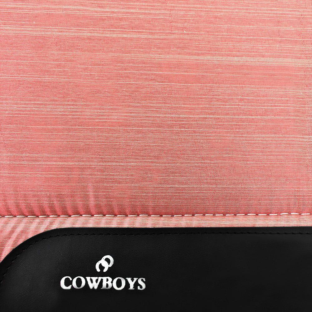 Manta para Cavalo Cowboys Vermelho