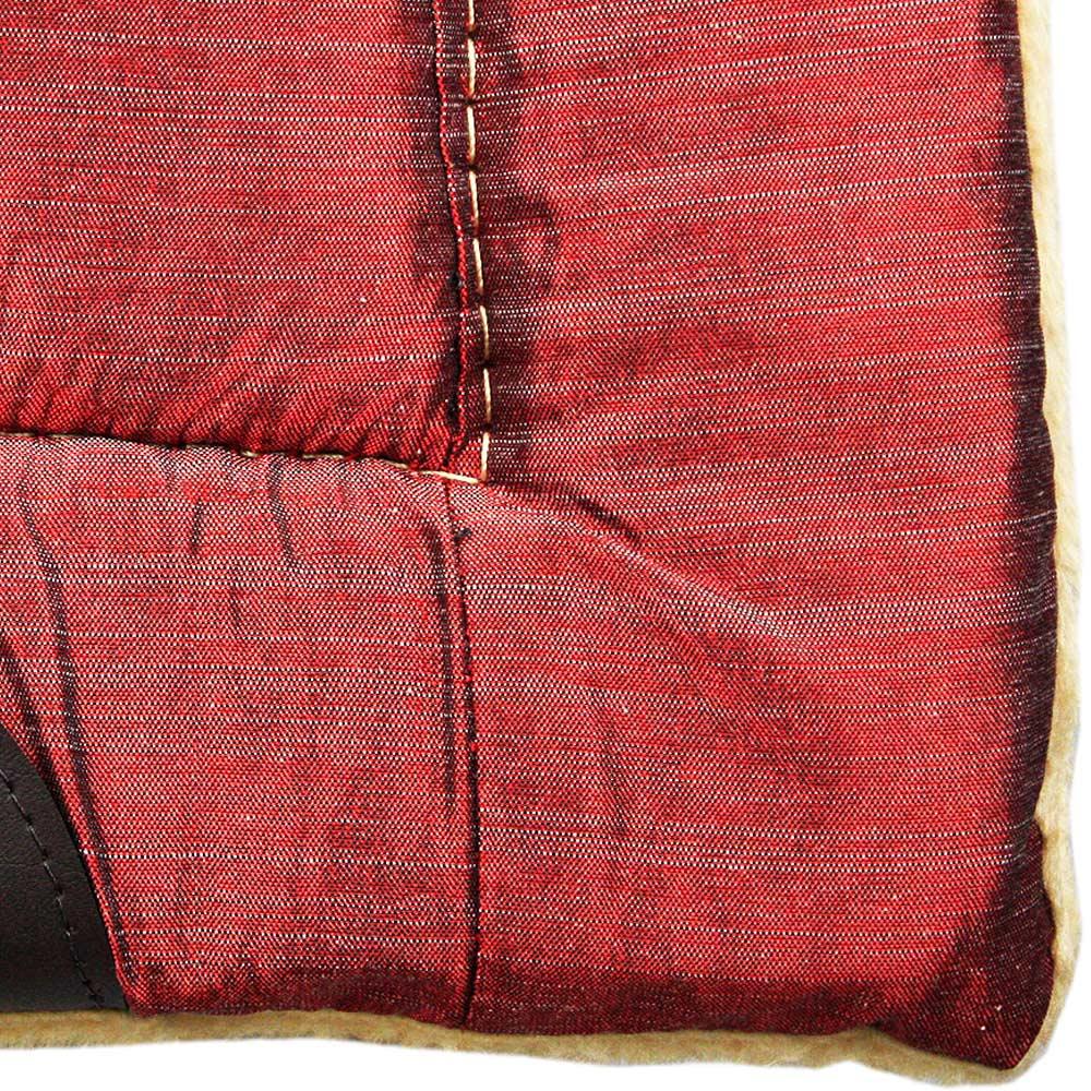Manta para Cavalo Vinho em Lã Modalidades Lojas Cowboys