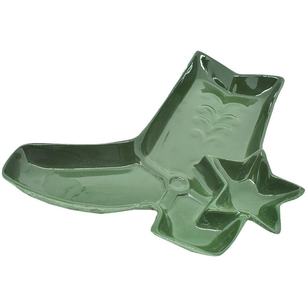 Petisqueira de Fibra de Vidro Bota Verde