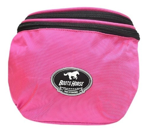 Pochete para Sela Boots Horse Pink