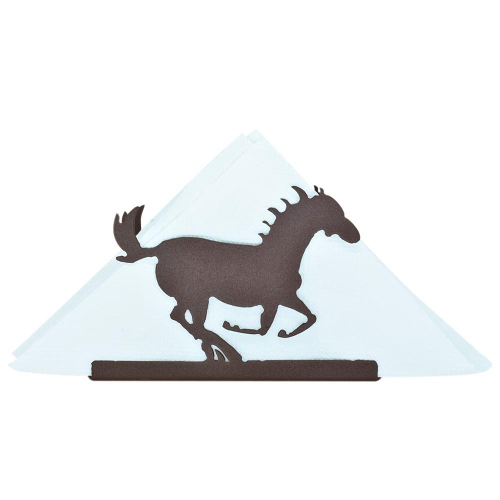 Porta Guardanapo de Cavalos