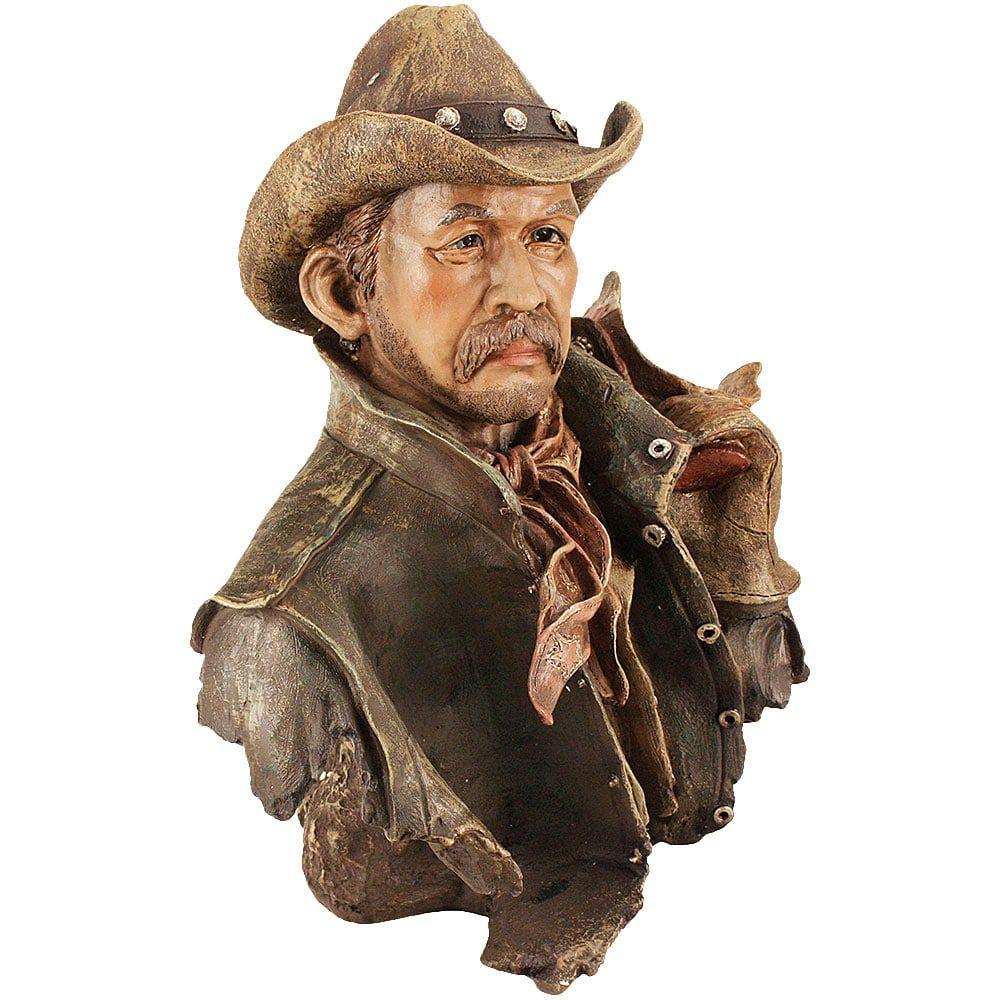 Porta Garrafa Velho Cowboy para 2 Garrafas