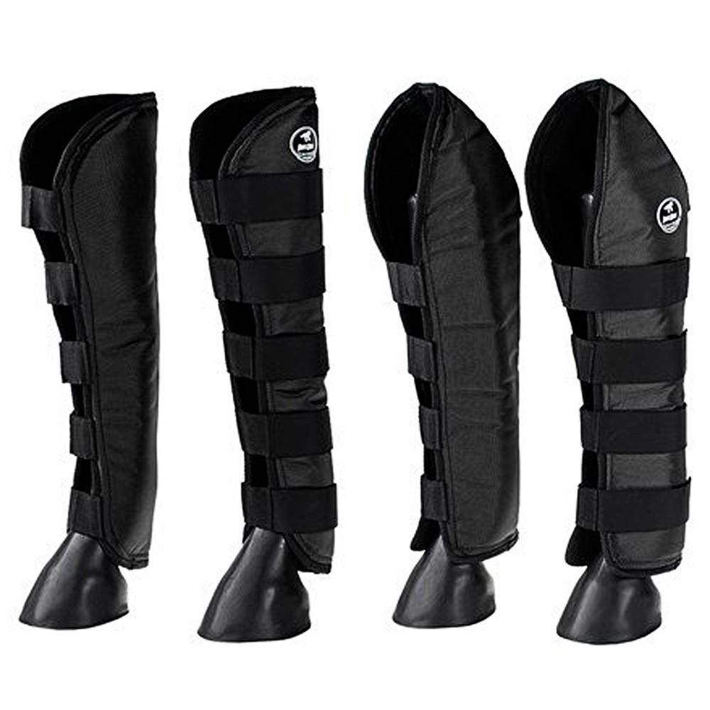 Protetor Para Viagem Boots Horse Extra Longo Preto em Nylon