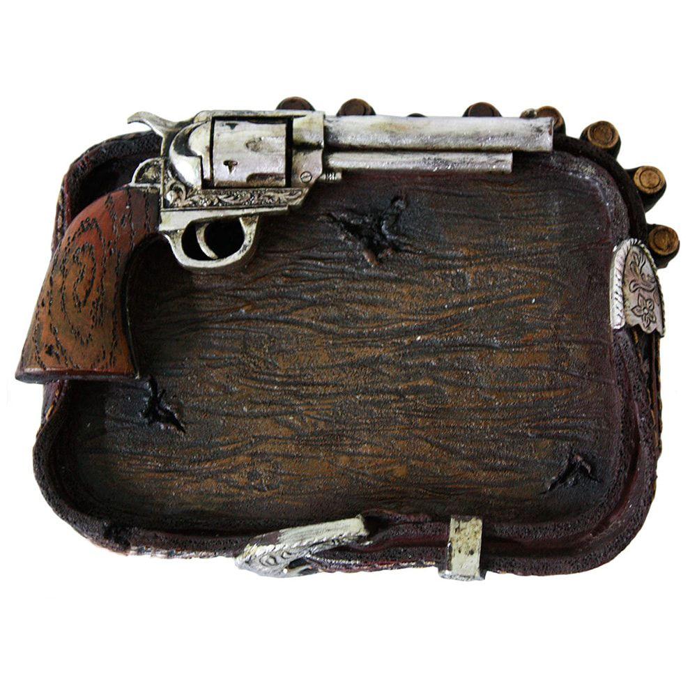 Saboneteira  Revolver Texano
