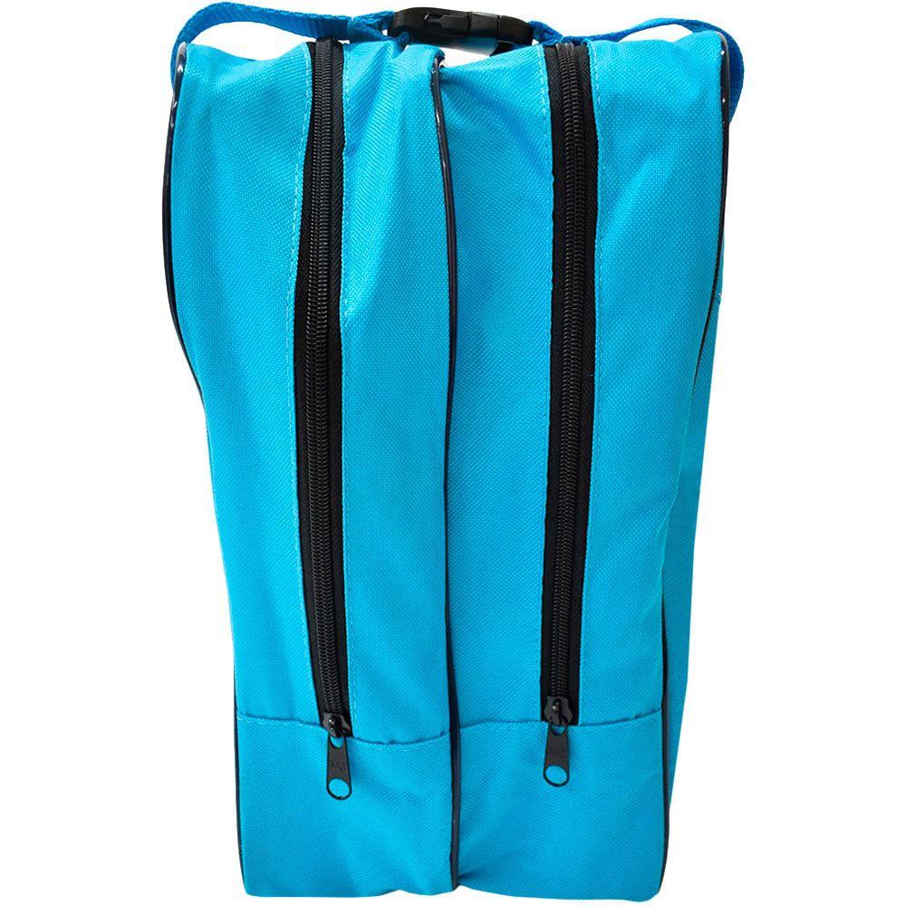 Sacola Cowboys em Nylon Para Botas Azul Claro