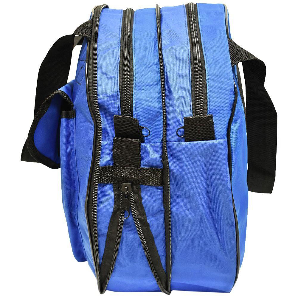 Sacola para Laço Cowboys Azul com Bolso Regulável