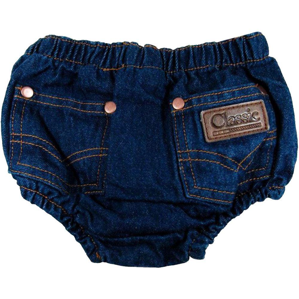 Short Jeans Infantil Classic