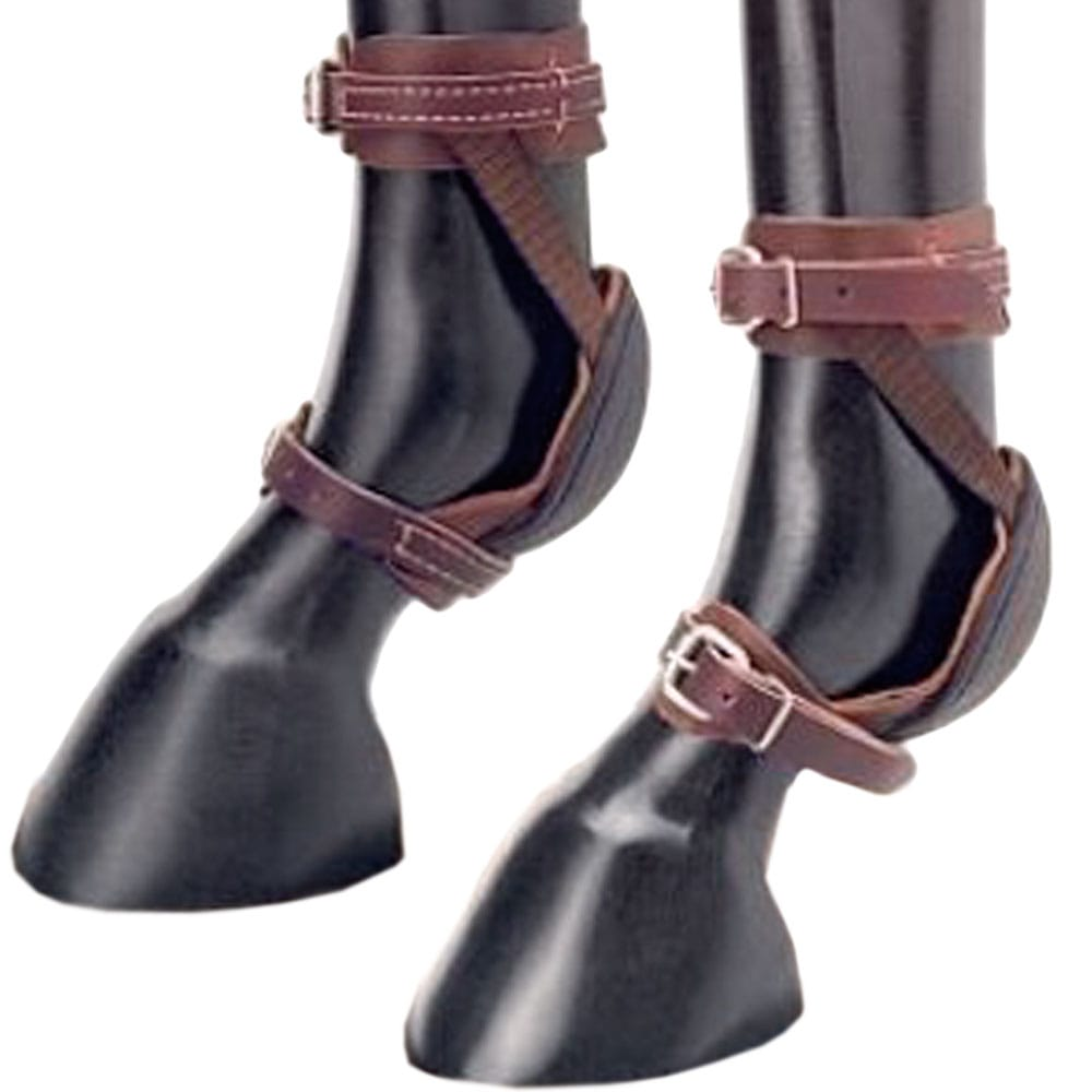 Skid Boot Em Couro Equitech