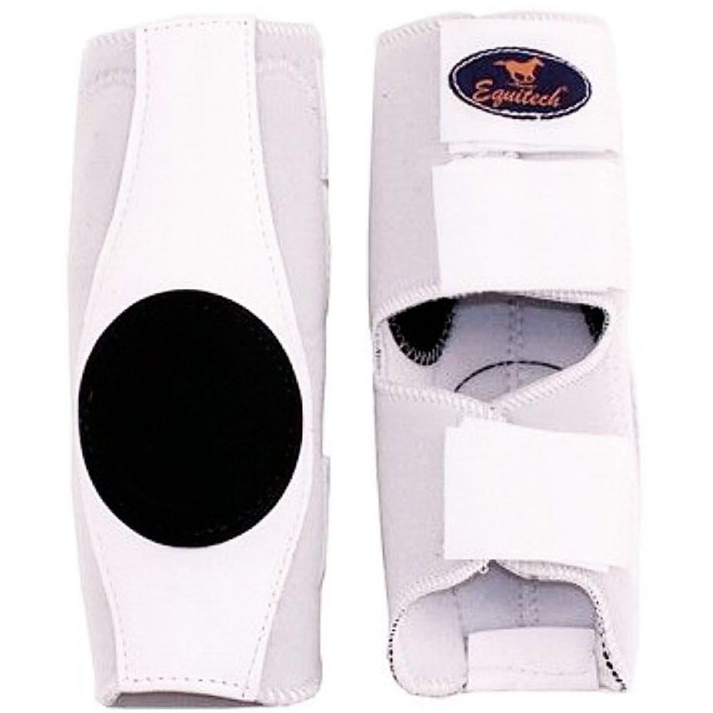 Skid Boot em Neoprene Equitech Branco