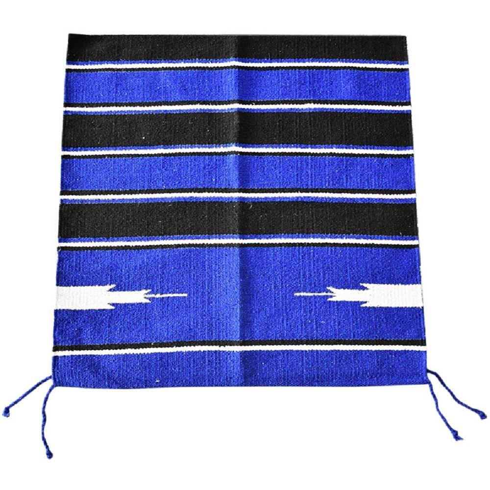 Sobremanta em Lã Mustang Azul Royal