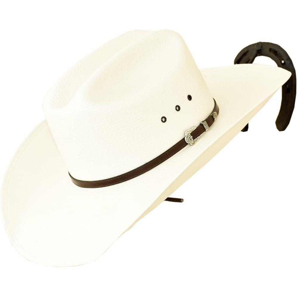 Suporte de Parede Cowboys Para Chapéu Em Ferro