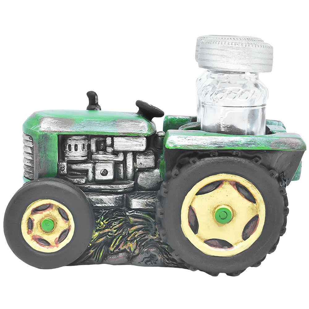 Suporte Importado Para Saleiro e Pimenteira Mini Trator