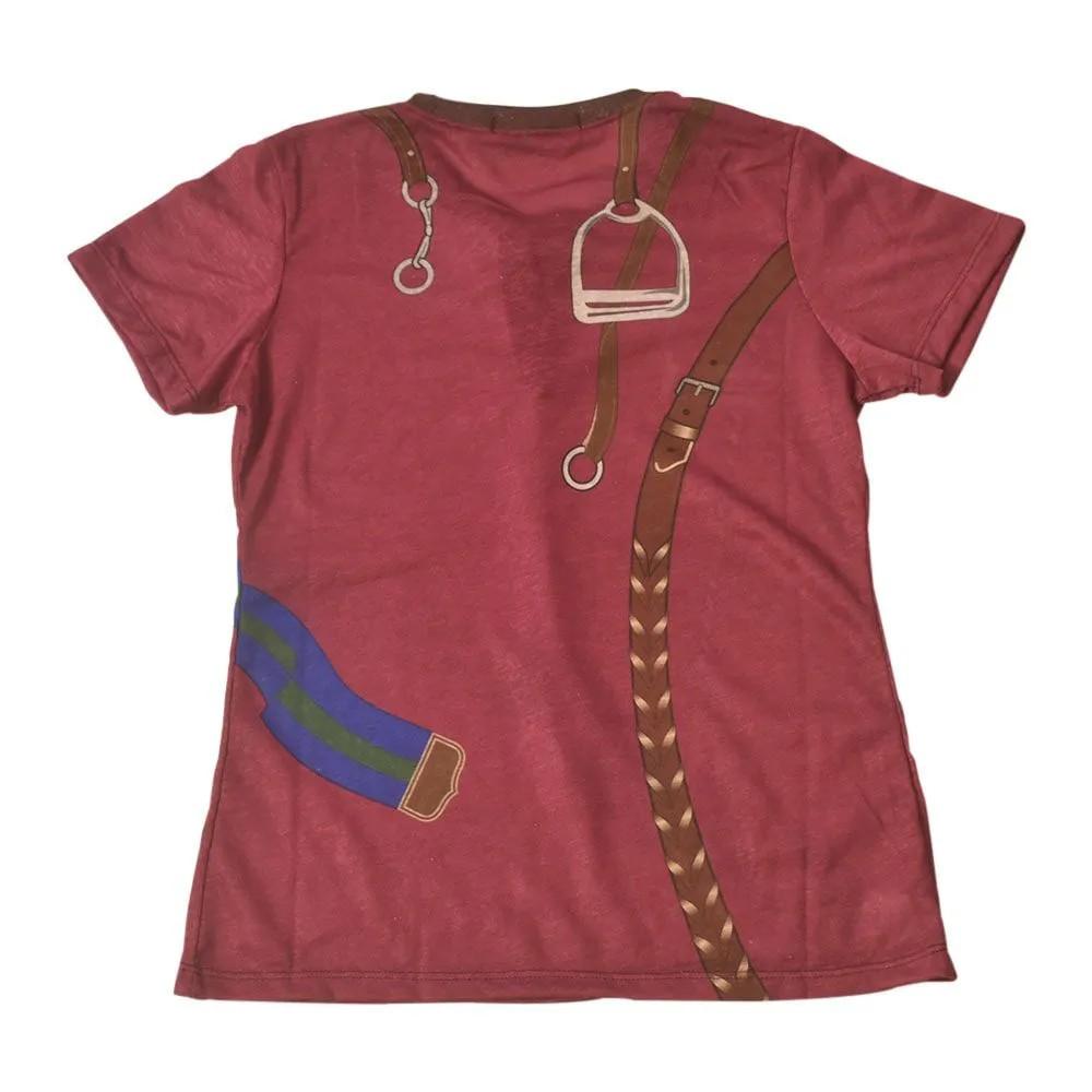 Blusinha Feminina Cowboys Vinho Ruby