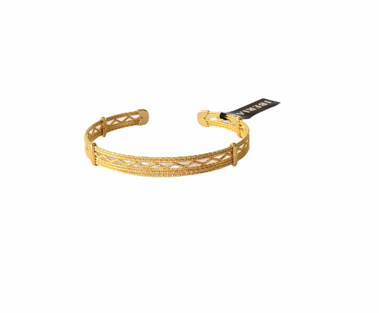 Bracelete Banho em Ouro 18k