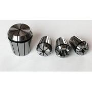 Pinça Er25 Em Aço Mola Alta Durabilidade E Precisão