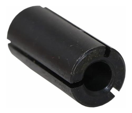Bucha Adaptador Para Tupia Pinça De 12mm P/ 6,35mm
