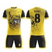 Uniforme de Futebol em Sublimação Total - Kit 22 Pcs