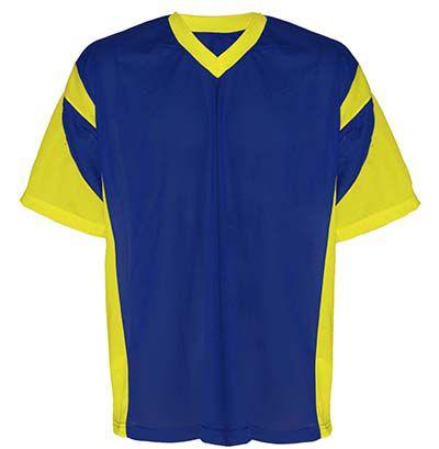Camisa de Futebol Numerada Attack