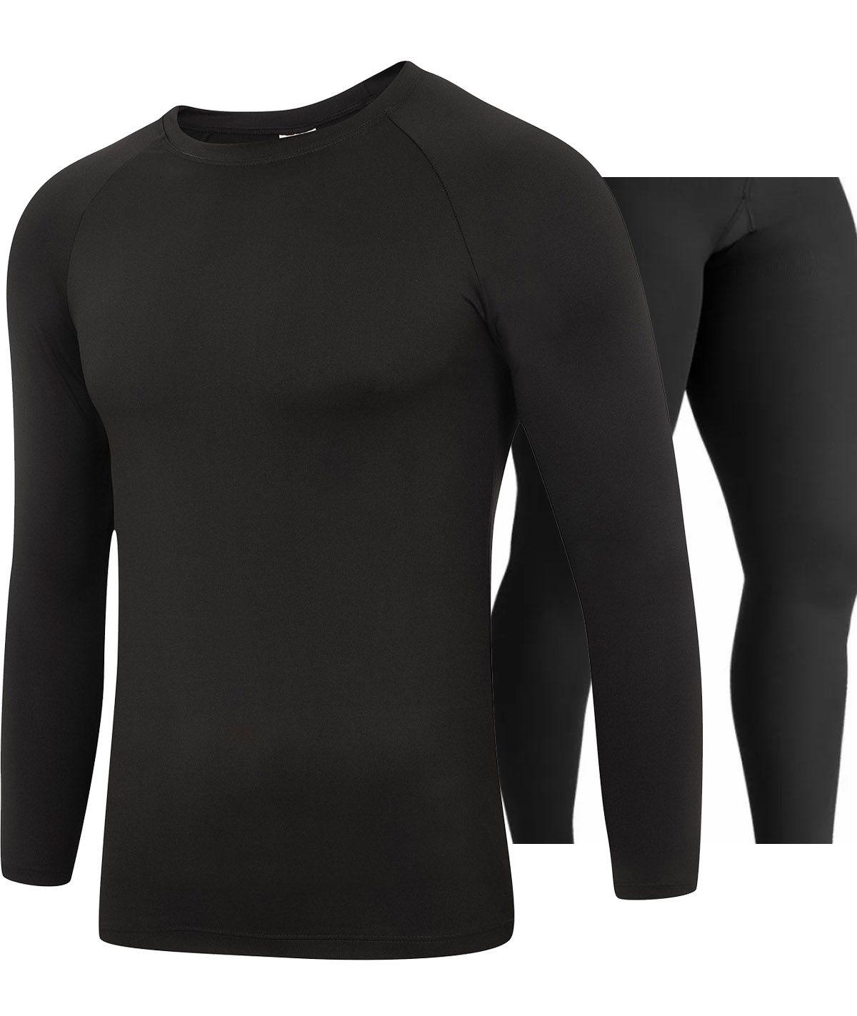 Camisa Térmica Segunda Pele E Calça Térmica