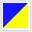 Azul - Amarelo