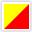 Amarelo - Vermelho