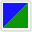 Azul - Verde