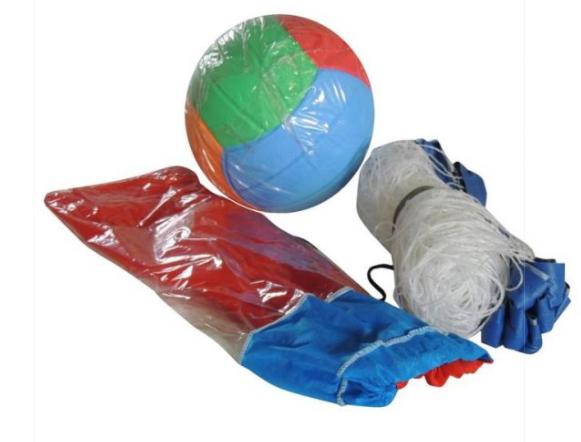 Kit Volei Bola e Rede