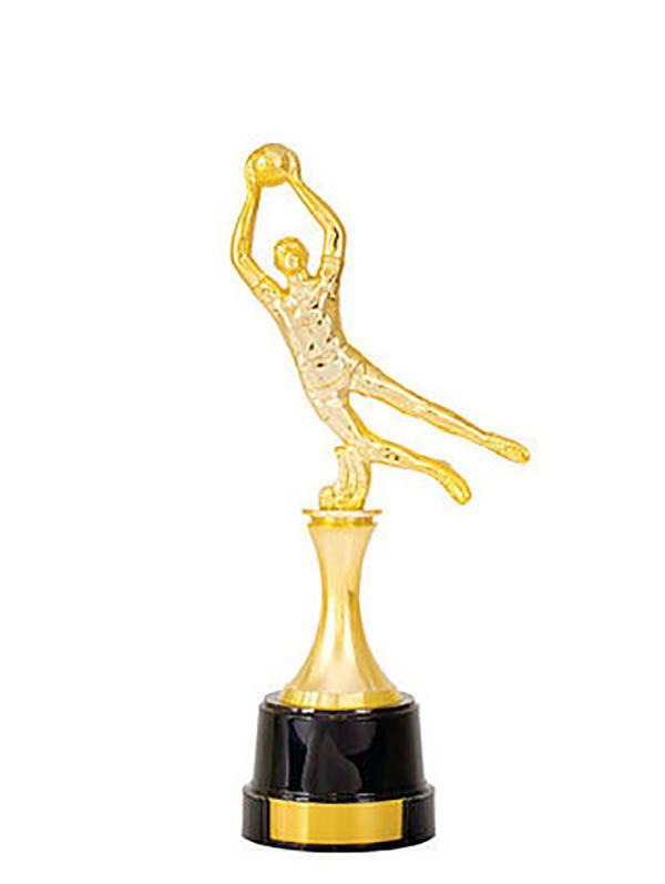 Troféu De Melhor Goleiro - 14 Cm