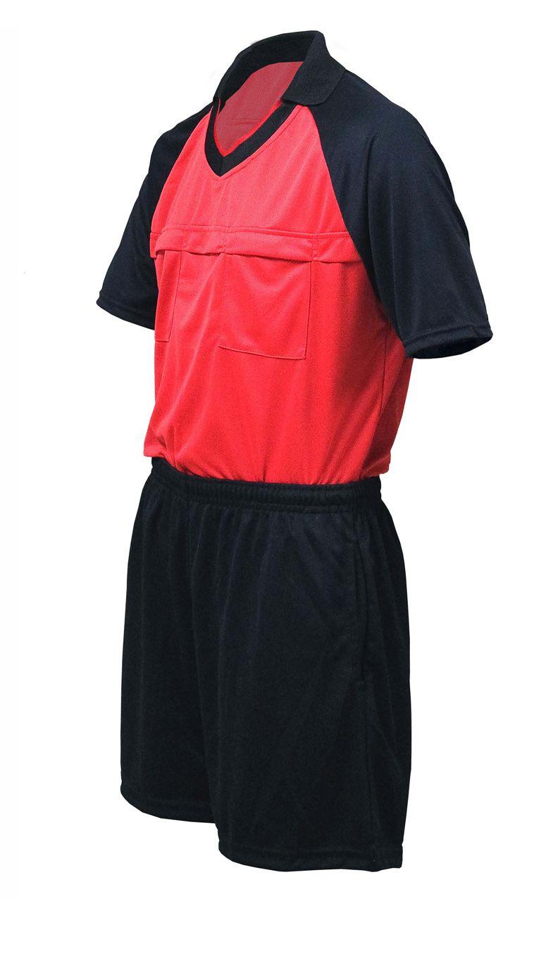Uniforme de arbitro de Futebol
