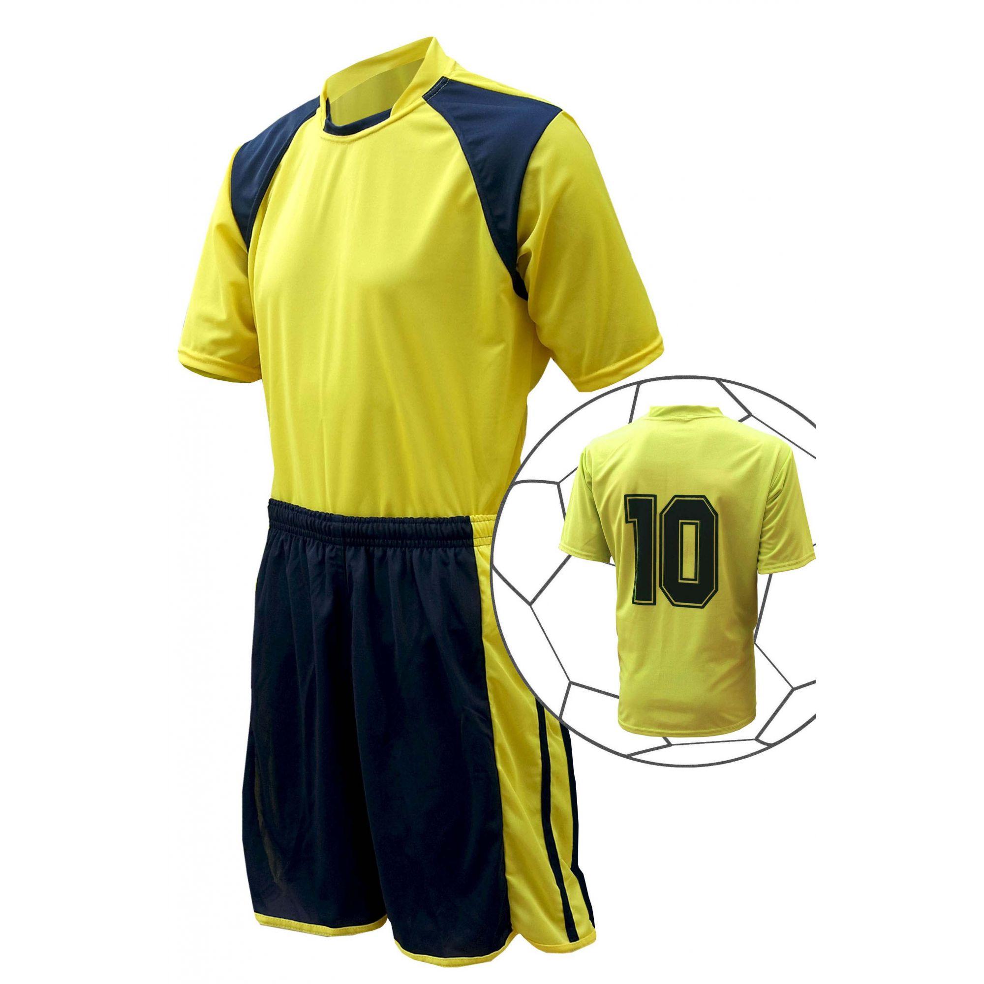 Uniforme de Futebol 5 + 1 Avante Ligth