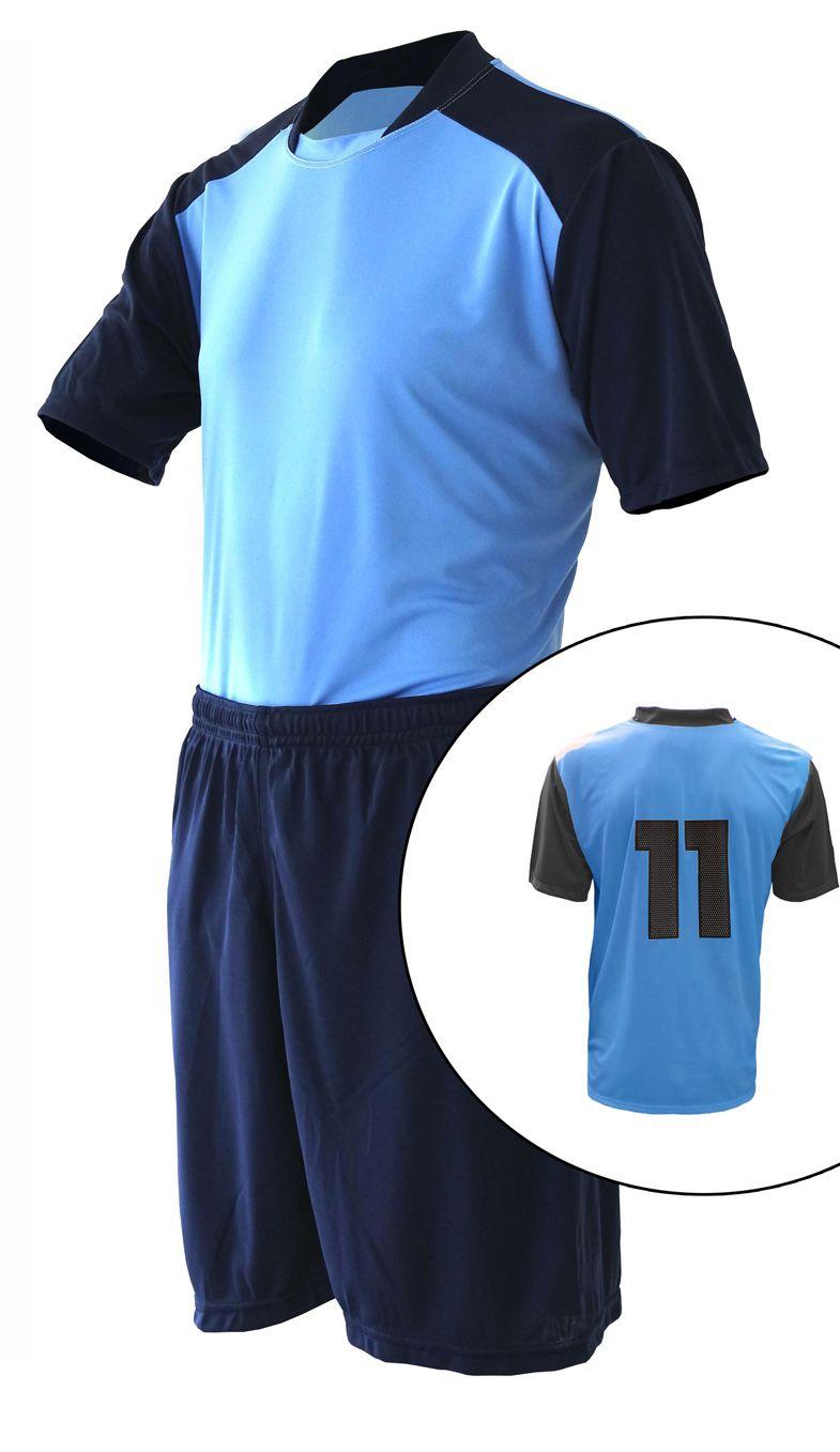 Uniforme de Futebol Trivela
