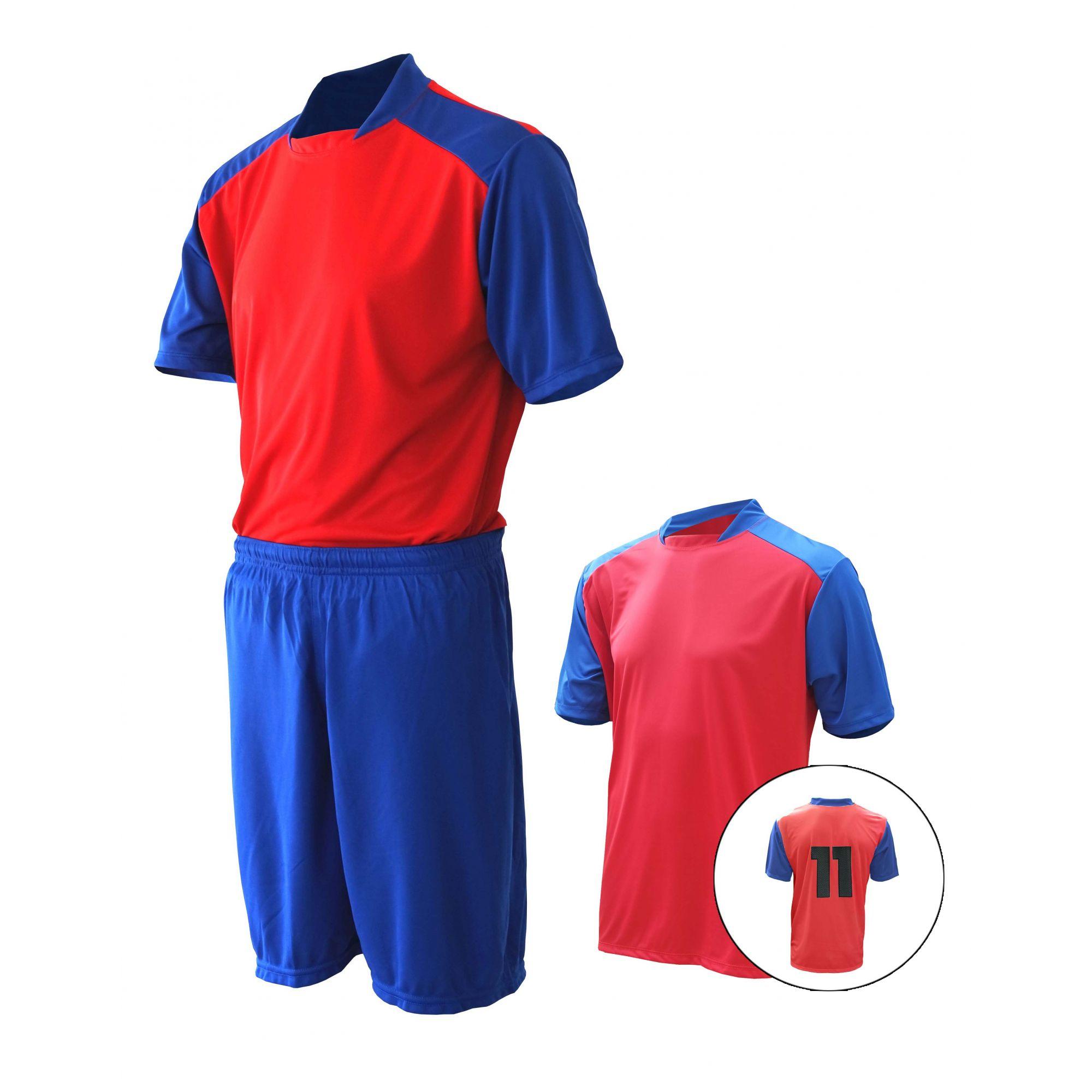 87a8310ba54e4 ... Uniforme de Futebol Trivela ...