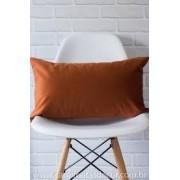 Almofada Terracota camurçada Retangular 30x50 - Paloma Home