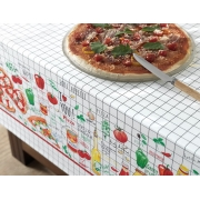 Caminho de mesa Retangular 30x100 Pizzaria Karsten