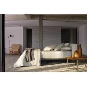 Capa de Edredom Duvet Casal Egípcio 300 fios Guggenheim By The Bed