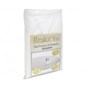 Capa Protetora de Travesseiro Jaquard Premium Bca Addiguard