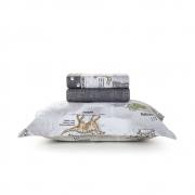 Jogo de lençol Casal dinossauro 100% algodão - karsten