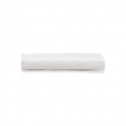Lençol casal branco de elástico liss - karsten 180 fios avulso