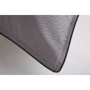 Lençol Casal Egípcio 300fios Preto&Branco 59ST ByTheBed Design Industrial