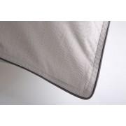 Lençol Queen Egípcio 300 fios Cinza 59ST By The Bed - Design Industrial