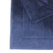 Piso antiderrapante Grande Scala 86x60 Azul Trussardi