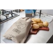 Saco de Armazenagem para Babatas Potato em algodão - So Bags
