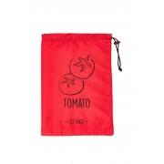 Saco de Armazenagem Para Tomates Tomato Vermelha - So Bags