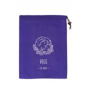 Saco de Armazenagem Vegs Roxa Vegetais - So Bags