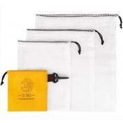 Sacolas Reutilizáveis Para Compras Hortifruti Tela So Bags