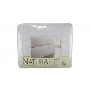 Saia Box King Premium Branca 200Fios Matelassê Naturalle
