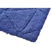 Tapete Premium para banheiro 50x80cm Azul Marinho Naturalle