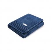 Toalha Banhão Azul Marinho Imperiale 86x150cm - 540g/m2 - Trussardi